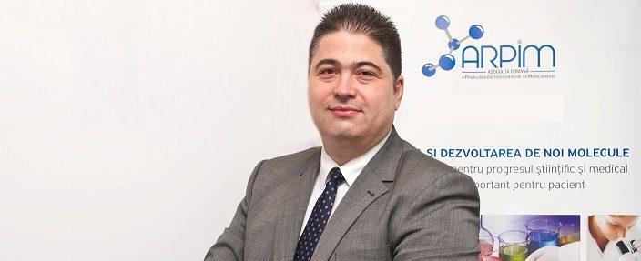 Călin Gălășeanu, Președinte ARPIM